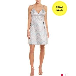 Laundry By Shellie Segal Brocade Cocktail Dress